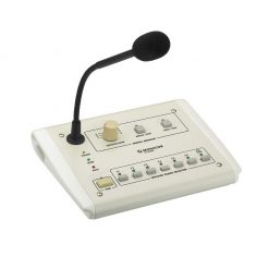 PA-6000RC Desktop Paging Microphone