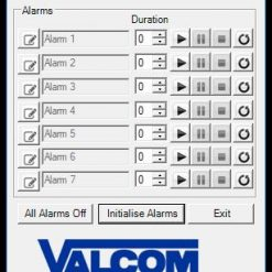Valcom Sounder Software