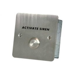 Siren Activation Button
