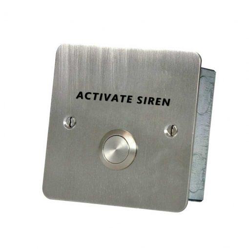 Siren Activation Button